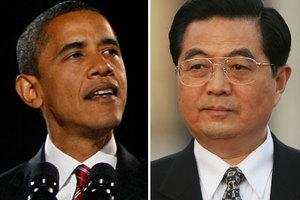 Στις ΗΠΑ ο Κινέζος πρόεδρος